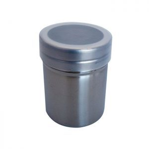 Stainless Steel choclocate or Cinnamon shaker