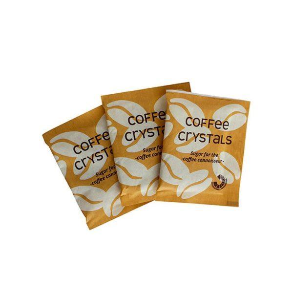 Coffee crystals x 1000