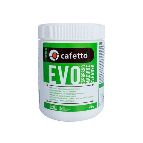 Organic Evo Cafetto espresso Machine cleaning tablets