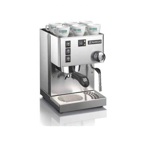Rancilio Silvia Espresso Machine Stainless Steel