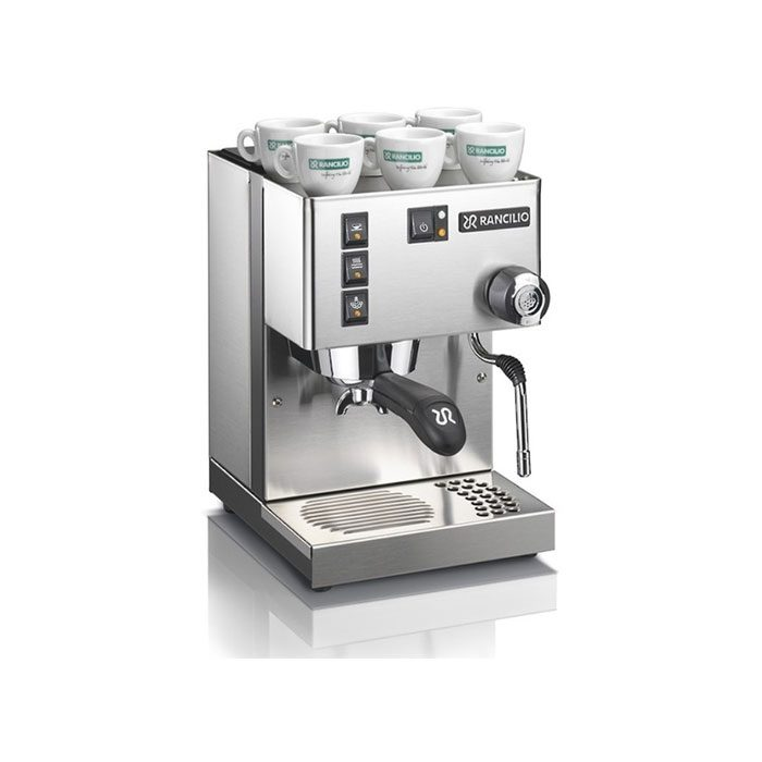Rancilio Silvia Espresso Machine Stainless Steel
