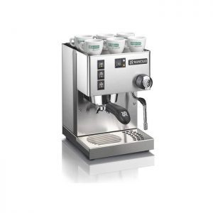 Rancilio Silvia M espresso machine in Stainless Steel