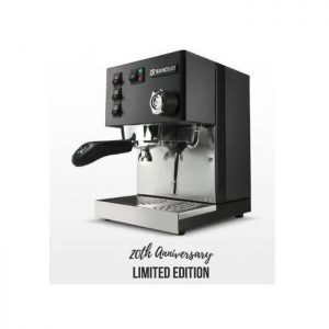 Rancilio Silvia M Black Espresso Machine