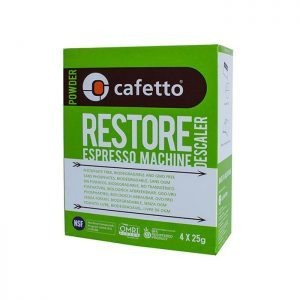 RESTORE ESPRESSO MACHINE DESCALER